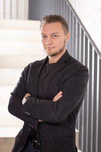 Albert Schmidt, Business Development Manager der Innovations ON GmbH