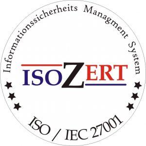 Innovations ON GmbH ISO/IEC 27001 Zertifizierung