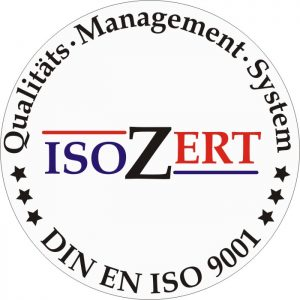 Innovations ON GmbH ISO 9001 Zertifizierung