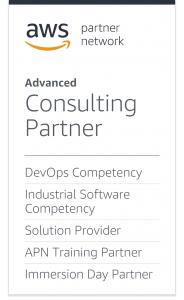 Innovations ON GmbH AWS Advanced Consulting Partner Status und weitere Zertifizierungen