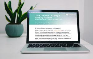 Innovations ON Whitepaper für Cloud Migration