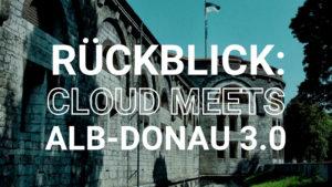 Cloud meets Alb-Donau