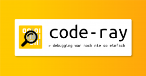 Live-Debugging Tool code-ray von DI-ON.solutions