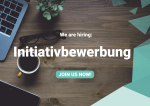Innovations ON Initiativbewerbung