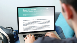 Cloud und Kosten Whitepaper von Innovations ON GmbH