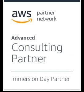 AWS Partner Auszeichnung Immersion Day Partner von Innovations ON