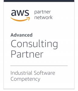 AWS Partner Auszeichnung Industrial Software Competency von Innovations ON