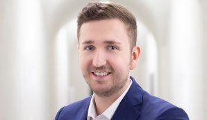 Tom Simon, Geschäftsführer Innovations ON GmbH