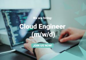 Cloud Engineer (m/w/d)