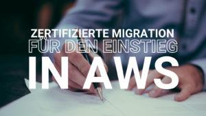 6_Migration Einstieg AWS
